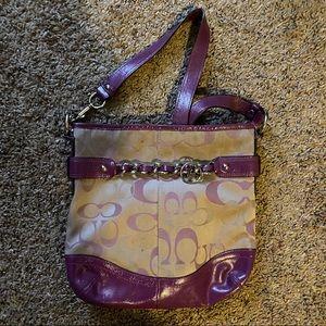 Coach handbag 9.00 no deals